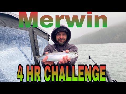 Merwin Winter Kokanee Challenge