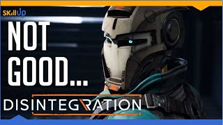 Disintegration Gets Very Little Right (Review) (Video Game Video Review)