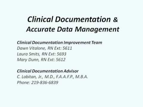 4 Minutes Of Clinical Documentation Best Practices