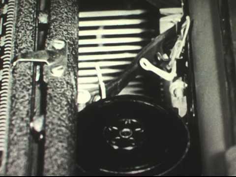 Maintenance Of Office Machines (1943)