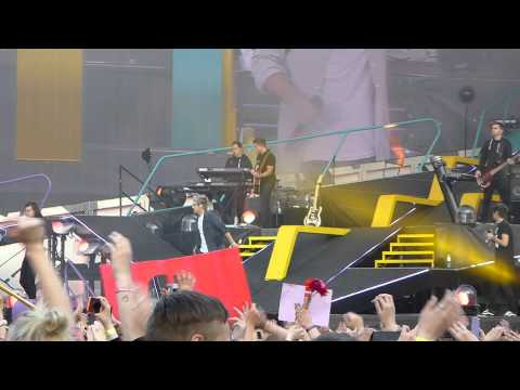 One Direction - Steal My Girl - Helsinki, Finland 27.06.2015 - OTRA Tour HD