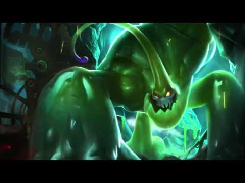 Zac League Of Legends Login Screen With Music
