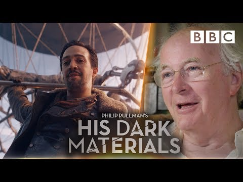 author-philip-pullman-gives-his-thoughts-on-his-dark-materials-|-bbc-trailers