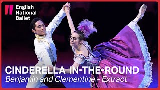 Cinderella: Benjamin and Clementine pas de deux (extract) | English National Ballet