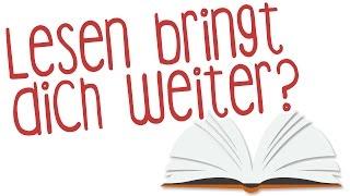 Erfolgreicher durch lesen? Lesen bringt dich weiter? lesen richtig lernen? 5 IDEEN von Florian Lapiz