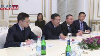 Slaq am «Ցանկանում ենք նաև Չինաստանի հետ օդային հաղորդակցություն հաստատել» ՀՀ վարչապետ