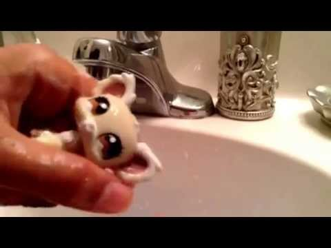 LPS tutorial: the best way to clean your littlest pet shop