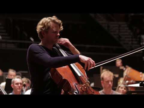 Bloch - Schelomo - Julian Steckel / Christophe Eschenbach (répétition)
