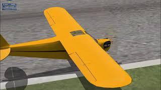 Microsoft Flight Simulator X: MISJA !!!