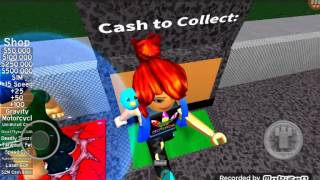 My first video playing roblox with Trisha Lim