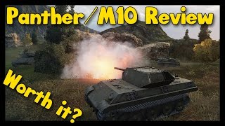 ► World of Tanks Panther/M10 Review | Is it Worth it? - Tier 7 Premium Tank