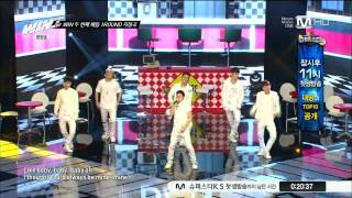 cut 131004 win who is next ep07 team b 2nd song battle