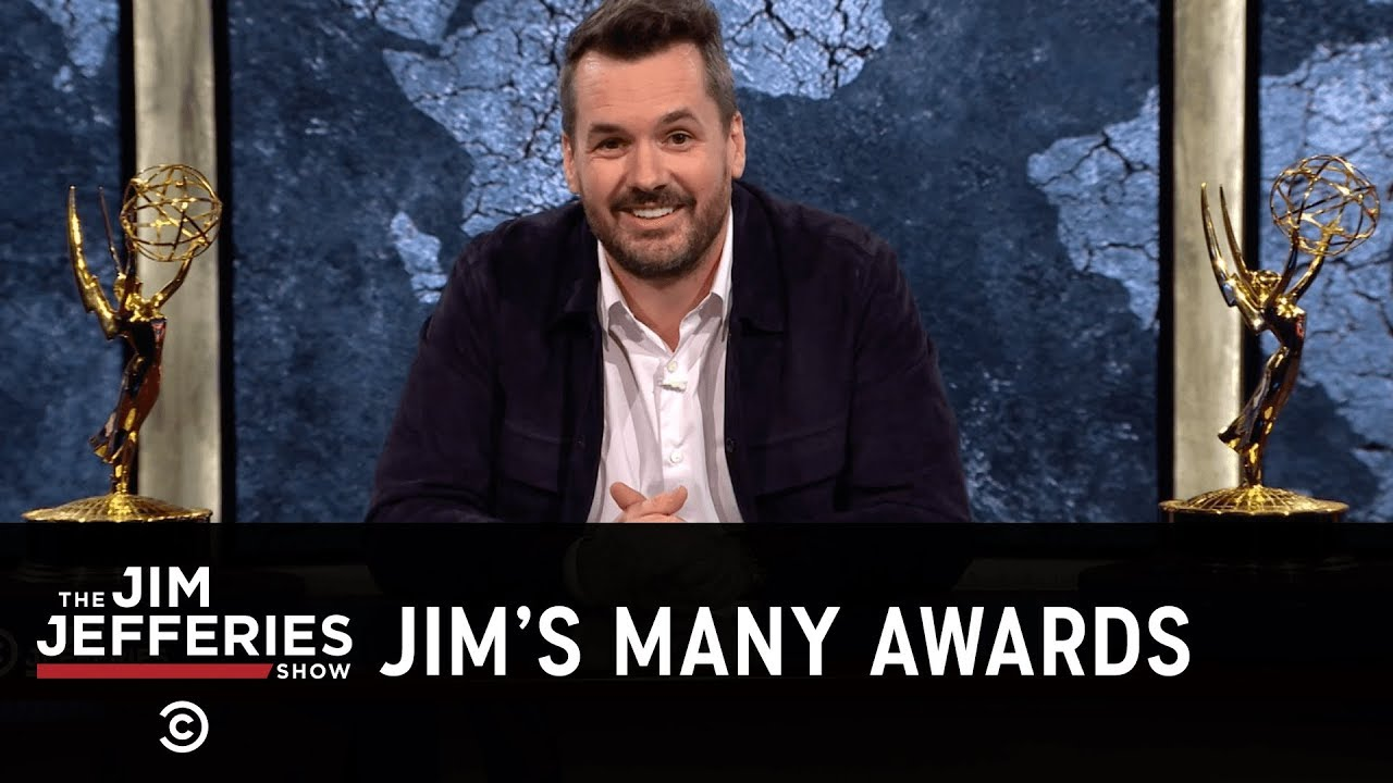 Congratulate Jim on His Two Emmys