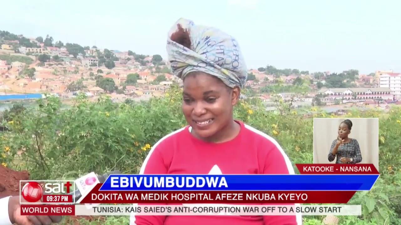 Download EBIVUMBUDDWA - Dokita wa Medik Hospital afeze nkuba kyeyo (part 4)