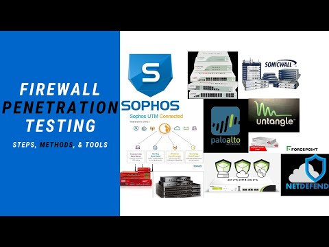 [Practical] Firewall Penetration