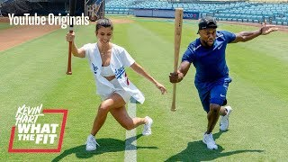 Download Batting 1000 with Kevin Hart & Kourtney Kardashian Mp3 and Videos