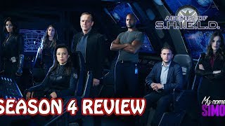 Agents of Shield Season 4 Review