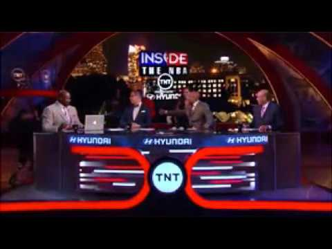 Kenny Smith's 2013 ALL STAR BASH w VisiKard on NBA on TNT