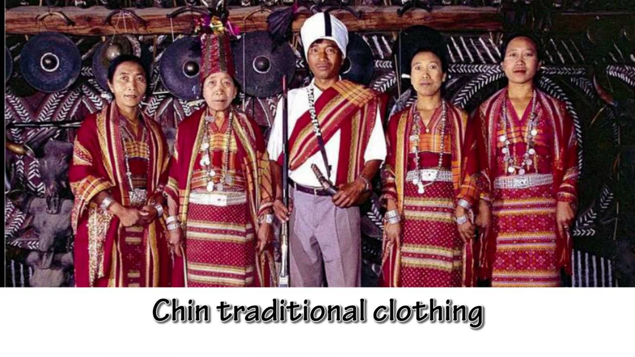 Myanmar Clothing