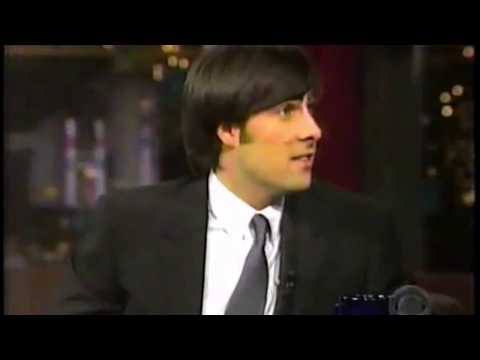 Jason Schwartzman 'David Letterman 2002