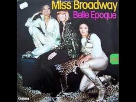 BELLE EPOQUE....miss broadway (1977 )