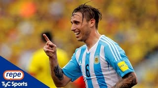 Argentina venció a Colombia en Barranquilla