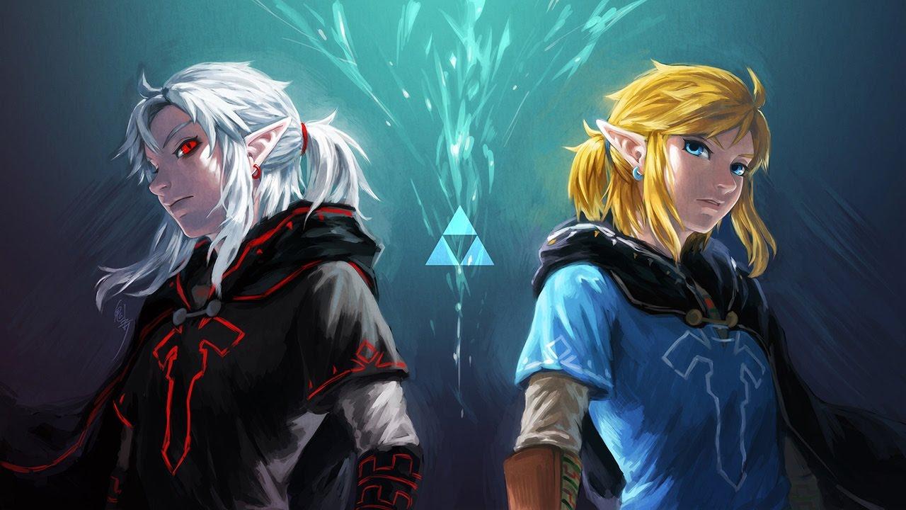 Legend Of Zelda Breath Of The Wild Wallpaper Hd The Legend Of Zelda Fanart Music Video Viva La Vida