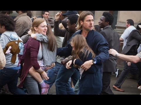 WORLD WAR Z - Trailer 2 - Deutschland