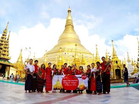 AirAsia FAM Trip to Myanmar (24-26 Jun 2016)