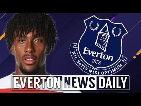Everton add Iwobi not Zaha
