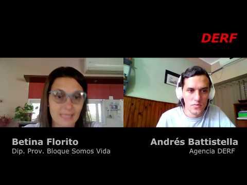 Betina Florito: Descuidamos la problemática del dengue