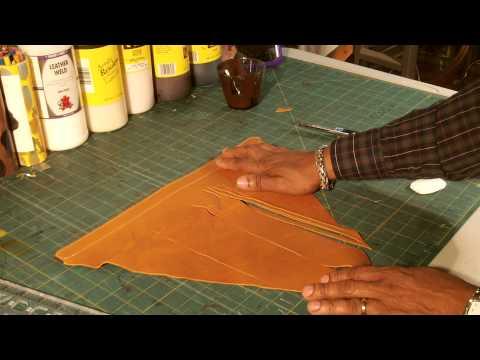 How To Make A Leather Choker