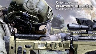 Ghost Recon Future Soldier: Stealth Military Invasion