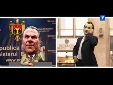 Vlad Filat vs Mihai Sleahtitchi