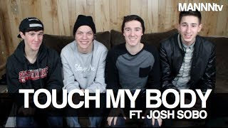 TOUCH MY BODY CHALLENGE feat. Josh Sobo