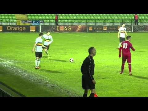 U21 MOLDOVA - BELGIA 0-2 // REPRIZA 2 // MOLDOVA SPORT TV (23.03.2016)
