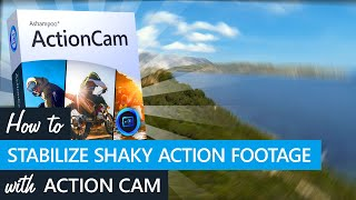 Ashampoo® ActionCam Video Demo Stabilizing your action footage is now easier than ever before