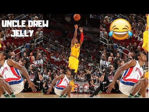 NBA Best of (JELLY and ACROBATIC Layups) Compionatlion  NBAHighlights 