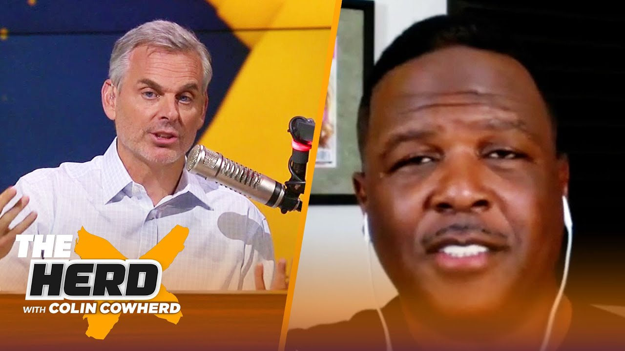 LeRoy Butler on Aaron Rodgers' press conference, Randall Cobb, Packers' record I NFL I THE HERD