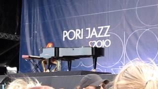 Tori Amos Personal Jesus / Body & Soul Pori Jazz July 23 2010