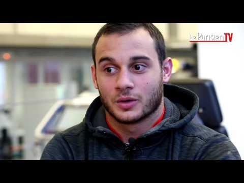 Samir Aït Saïd : « Oui, ça m'est déjà arrivé de revoir mon saut… »