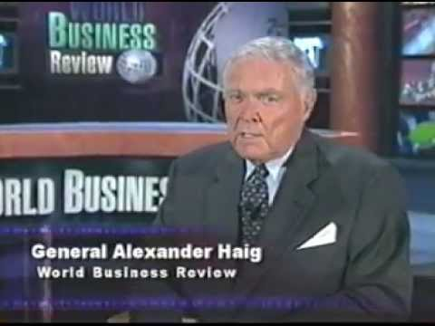 General Haig WORLD BUSINESS REVIEW 8 minutes