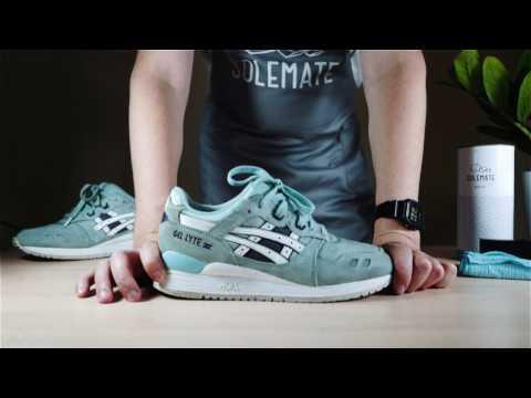 Почистить замшевые кроссовки - народные методы