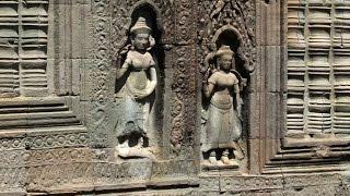 アンコール遺跡 プリヤ・カーン ニャック・ポアン Preah Khan Neak Pean【カンボジア Cambodia】