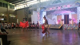 IGOROT CULTURAL DANCE (ST. CLARE COLLEGE OF CALOOCAN) 2019