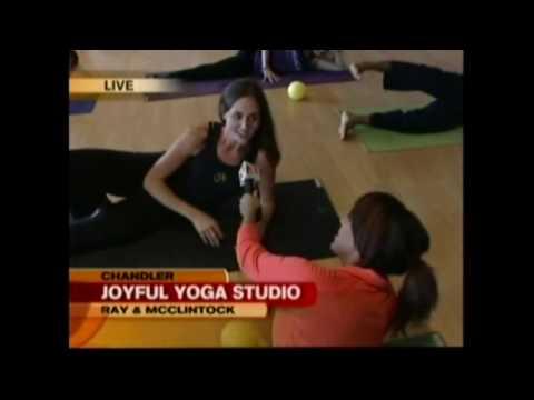 Pilates at Joyful Yoga Studio Chandler Arizona