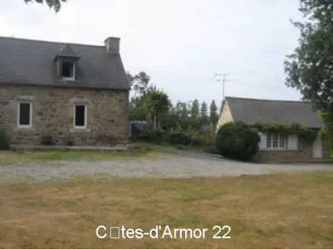 Property For Sale in the France: near to Saint-Jean Kerdanie