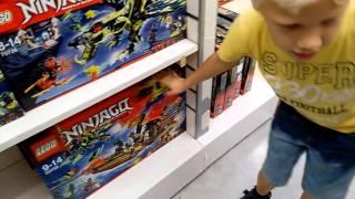 прогулка в магазин лего(, 2015-10-17T21:59:39.000Z)