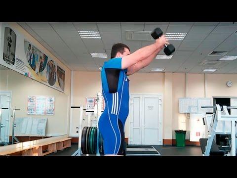 Кроссфит с гирей - упражнения и программы тренировок