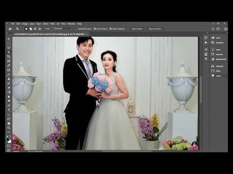 Tách nền 5s với công cụ Object Selection Tool trong Photoshop CC 2020